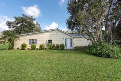 Pasco County Single Family Home For Sale: 14343 Brinks Road