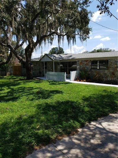 New Port Richey Single Family Home For Sale: 12306 Clear Lake Drive
