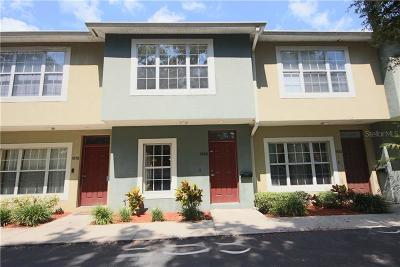 Tampa Townhouse For Sale: 5860 Nature Terrace Cove