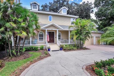 Hillsborough County, Pasco County, Pinellas County Single Family Home For Sale: 4617 W Leona Street