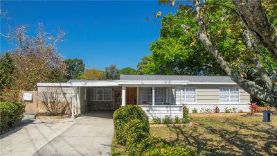 Hillsborough County, Pasco County, Pinellas County Single Family Home For Sale: 7000 Orpine Drive N