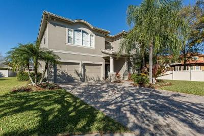 Hillsborough County, Pasco County, Pinellas County Single Family Home For Sale: 12908 Darby Ridge Drive