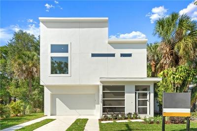 Hillsborough County Single Family Home For Sale: 1135 W Arch Street