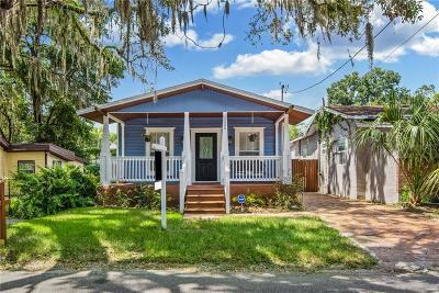 Hillsborough County, Pasco County, Pinellas County Single Family Home For Sale: 1404 E LOUISIANA AVENUE