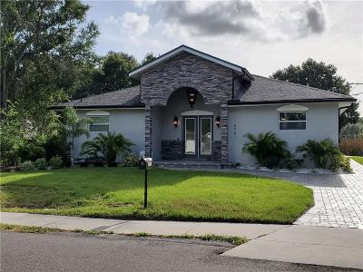Hillsborough County Single Family Home For Sale: 6701 S HIMES AVENUE