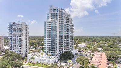 Tampa Condo For Sale: 3401 BAYSHORE BOULEVARD #2102
