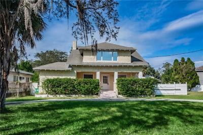Hillsborough County, Pasco County, Pinellas County Single Family Home For Sale: 6303 INTERBAY BOULEVARD