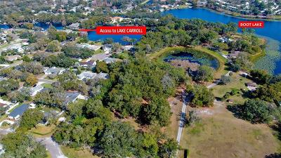 Tampa Residential Lots & Land For Sale: 10113 ORANGE GROVE DRIVE