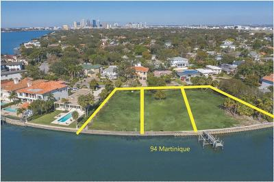 Tampa Residential Lots & Land For Sale: 94 MARTINIQUE AVENUE