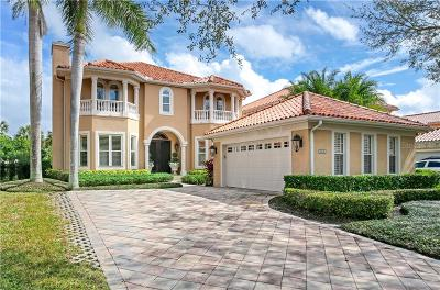 Tampa Single Family Home For Sale: 1112 ABBEYS WAY