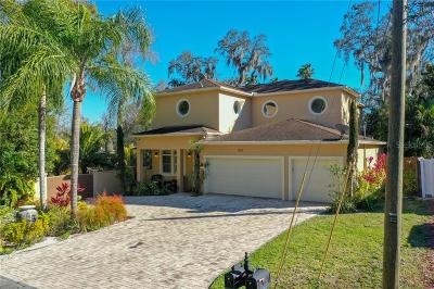 Tampa Single Family Home For Sale: 800 W LOWRY LANE