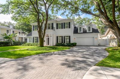 Tampa Single Family Home For Sale: 4807 W SAN RAFAEL STREET