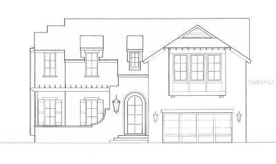 Hillsborough County Single Family Home For Sale: 2901 W PARKLAND BOULEVARD
