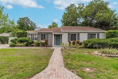 Tampa Single Family Home For Sale: 4014 W PALMIRA AVENUE