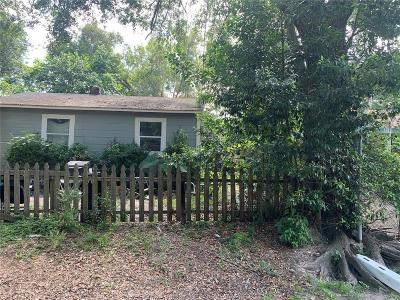Hillsborough County, Pasco County, Pinellas County Single Family Home For Sale: 8415 N 18TH STREET