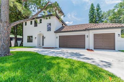 Tampa Single Family Home For Sale: 3508 W EUCLID AVENUE