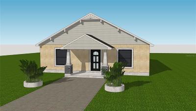 Hillsborough County Single Family Home For Sale: 2807 W GRANFIELD AVENUE