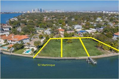 Tampa Residential Lots & Land For Sale: 92 MARTINIQUE