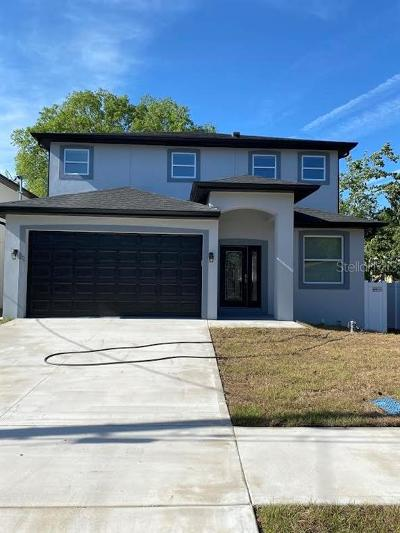 Hillsborough County Single Family Home For Sale: 8329 PEGGY