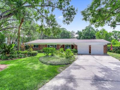 Tampa Single Family Home For Sale: 3104 S OMAR AVENUE
