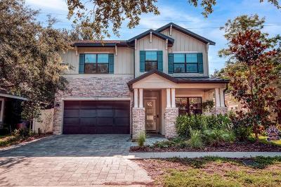 Tampa Single Family Home For Sale: 1616 S ARRAWANA AVENUE