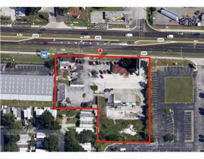 Commercial For Sale: 6700 Ulmerton Road