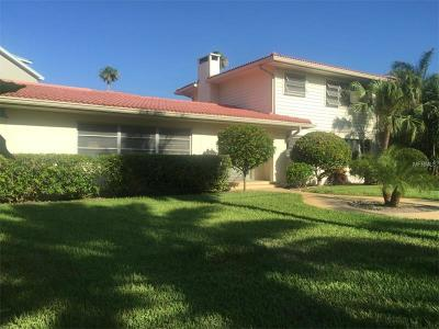 Clearwater Beach Single Family Home For Sale: 976 Bay Esplanade