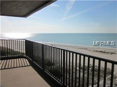 Pinellas County Rental For Rent: 1290 Gulf Boulevard #901