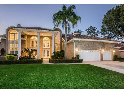 Oldsmar Single Family Home For Sale: 1338 Preservation Way