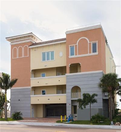 Madeira Beach Condo For Sale: 13700 Gulf Boulevard #301