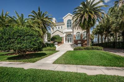 Belleair, Belleair Bluffs Single Family Home For Sale: 410 Saint Andrews Drive