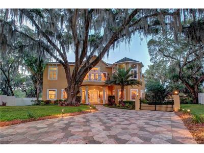 Tampa Single Family Home For Sale: 3808 River Grove Drive