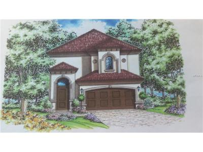 New Port Richey, New Port Richie Single Family Home For Sale: 8455 Sunset Harbor Court