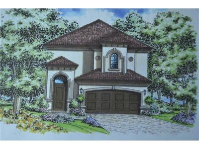 New Port Richey, New Port Richie Single Family Home For Sale: 8487 Sunset Harbor Court