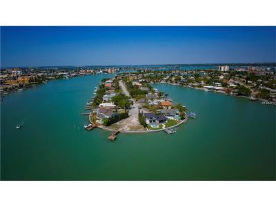 Treasure Island Single Family Home For Sale: 10100 Tarpon Drive