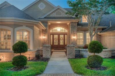 Tarpon Springs Single Family Home For Sale: 2873 Roehampton Close
