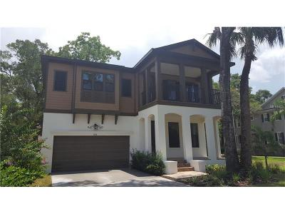 Oldsmar Single Family Home For Sale: 503 Park Boulevard
