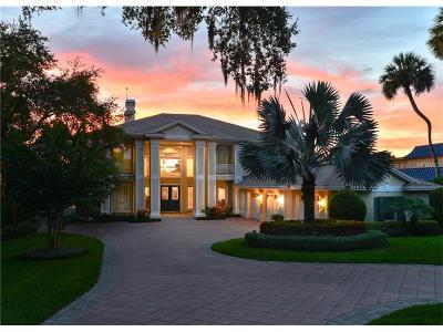 Belleair Bluffs Single Family Home For Sale: 122 Harbor View Lane