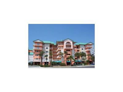 Hernando County, Hillsborough County, Pasco County, Pinellas County Condo For Sale: 18400 Gulf Boulevard #2302