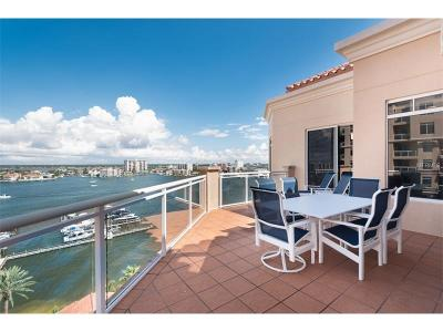 Clearwater, Clearwater Beach, Clearwater` Condo For Sale: 501 Mandalay Avenue #1010