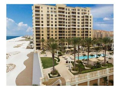 Clearwater, Clearwater Beach Condo For Sale: 11 Baymont Street #1005