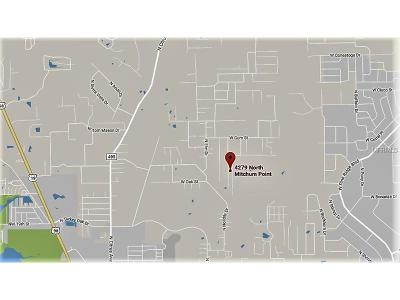 Residential Lots & Land For Sale: 4279 N Mitchum Point