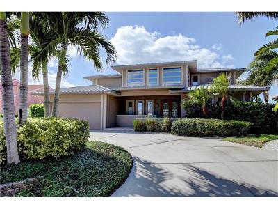 Belleair Beach Single Family Home For Sale: 2224 Donato Drive