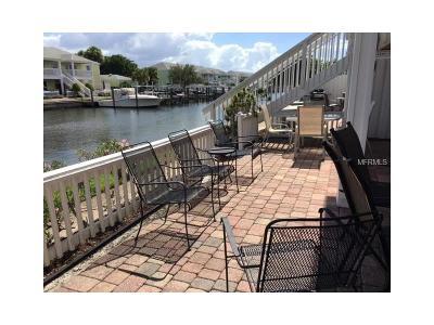 Waterside At Coquina Key, Waterside At Coquina Key Dock Condo, Waterside At Coquina Key North Condo, Waterside At Coquina Key South Condo Rental For Rent: 5020 Beach Drive SE #A
