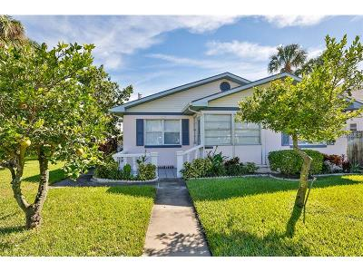 Clearwater Beach Single Family Home For Sale: 729 Mandalay Avenue