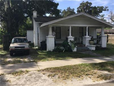 Single Family Home For Sale: 923 E Sligh Avenue