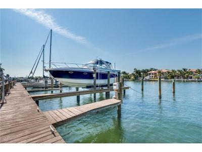 Tierra Verde Condo For Sale: 544 Pinellas Bayway S #PH3