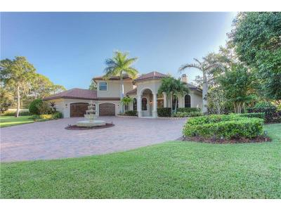 Seminole Single Family Home For Sale: 7367 Savoy Court