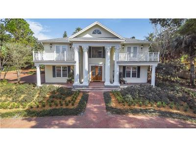 Clearwater Single Family Home For Sale: 3273 Landmark Drive