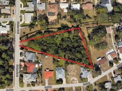 Venice Residential Lots & Land For Sale: Harbor Drive